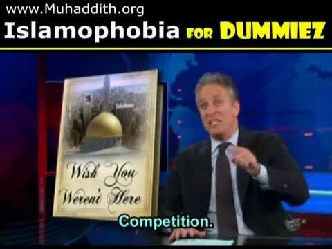 Ground Zero Mosque Jon Stewart - Islamophobia   this is an oldie but it demonstrates the lunacy of conservative hypocrisy