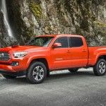 In other hand, besides the 2016 Toyota Tacoma interior, you also will know the great exterior. In the Toyota Tacoma specs, you will find the strong exterior with the great features.