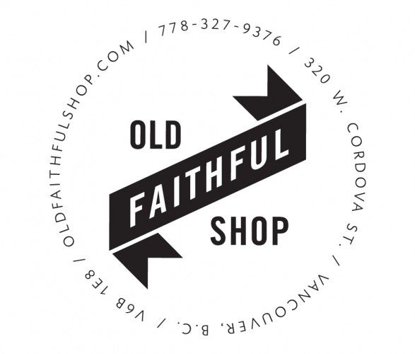 old faithful shop   love this logo and a lot of other stuff on their page