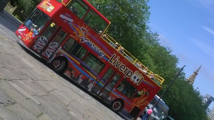 #Liverpool tourism bus