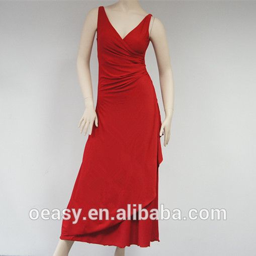 2015 red hot sale fashion dress for women