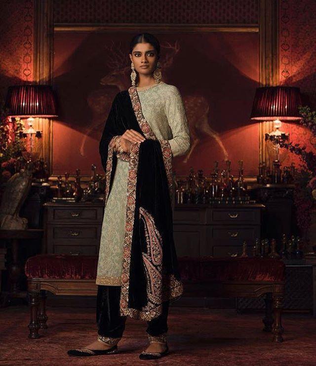 #Sabyasachi #Couture2016 #FIRDAUS #WinterWeddings #KishandasForSabyasachi #HandCraftedInIndia #TheWorldOfSabyasachi @kishandasjewellery @sabyasachiaccessories