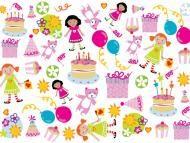 Inviti per la festa di compleanno da stampare per bambina e per bambino...