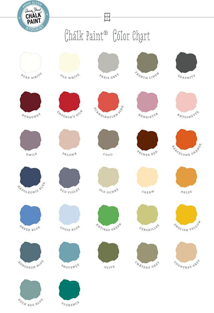 Boutique Paint Colors