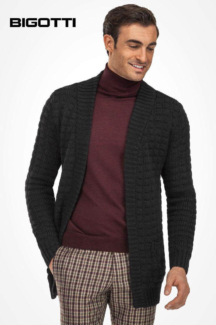 #Weekend #inspiration www.bigotti.ro #Bigottiromania #moda #barbati #tinute #smartcasual #casualfashion #mensfashion #menswear #mensclothing #mensstyle #stilmasculin #ootdmen #fashiontag #ootdmen #cardigans #knitwear #tricotaje #cardigane