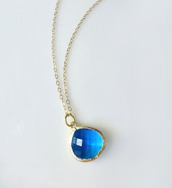 http://rubies.work/0609-emerald-rings/ Simple Sapphire Necklace - Royal Blue Sapphire Necklace