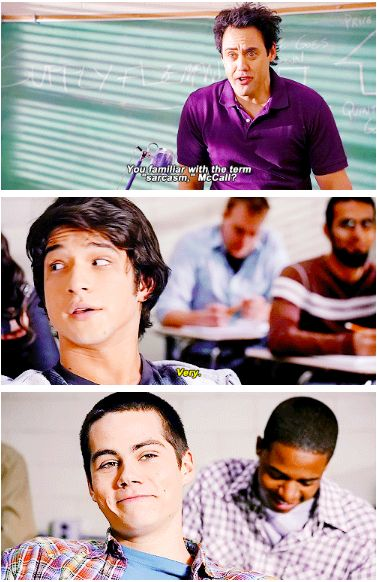 Teen Wolf - Scott and Stiles - BROTP