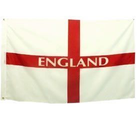The perfect stocking filler or Christmas gift for an English football fan - our Flag of England! Only £2.99 & FREE Delivery in the UK on orders over £20!  #englishflag #stgeorgesflag #flagofengland #stockingfiller #christmasgiftidea #londonsouvenirs #mylondonsouvenirs