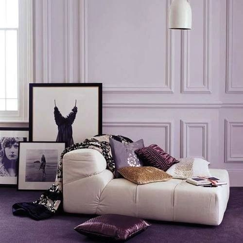 Lavender Room | Pure Home #SupaSistaLatina #Latina #SupaDaily Soothing colors for your sanctuary