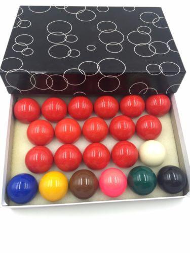 New-Snooker-Billiards-Pool-Ball-Set-Standard-Size-2-1-16-034-High-Resin-22-balls