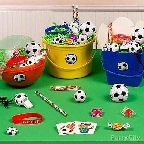 ... | Fiestas temáticas | Pinterest | Soccer Party, Soccer and Fiestas