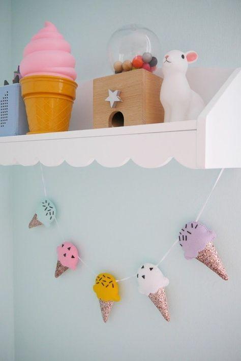 Elegant Kinderzimmer M dchen Viele Ideen Pastell grau rosa https