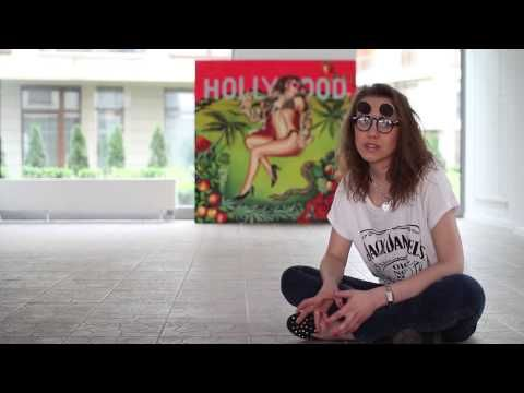 Youtube/ film promocyjny dla Art Pistols Galeria/ Justyna Kisielewicz- Jak oceniasz obecną sztukę w Polsce?
