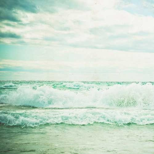 beach photography . sea shore . nature photograph . coastal cottage decor . nurs… – Lea Marie