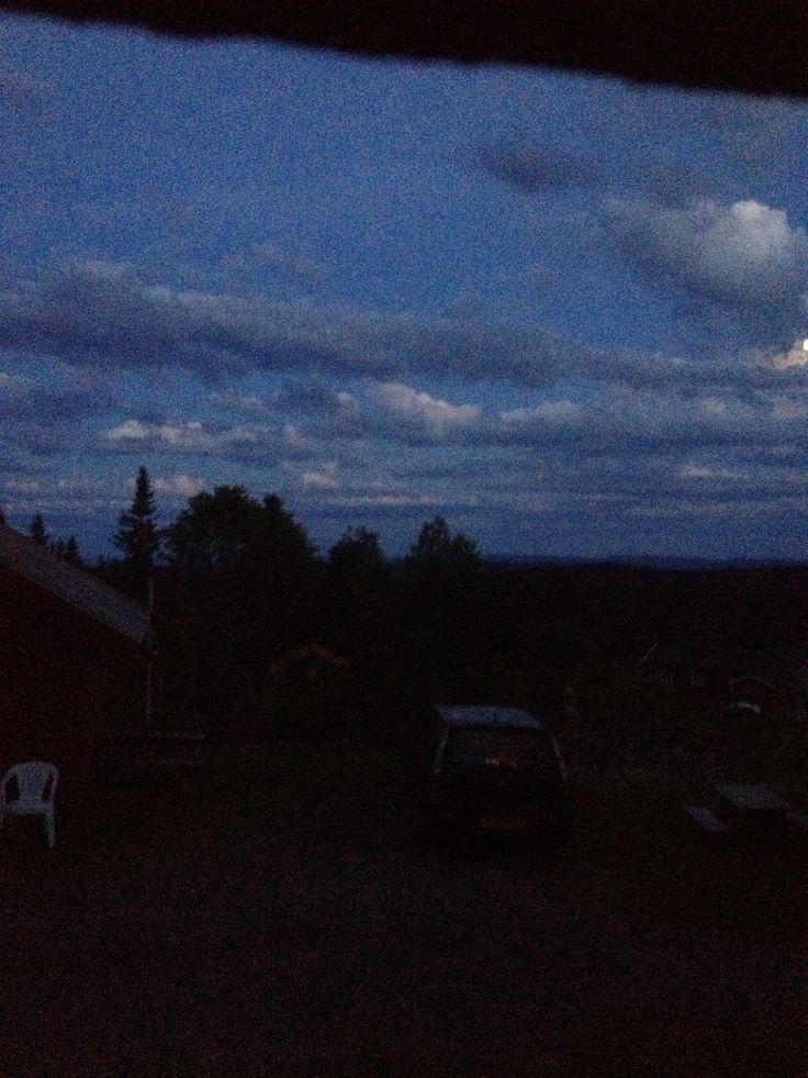 Ma 9-6-2014 / Nordseter / 00.30 uur