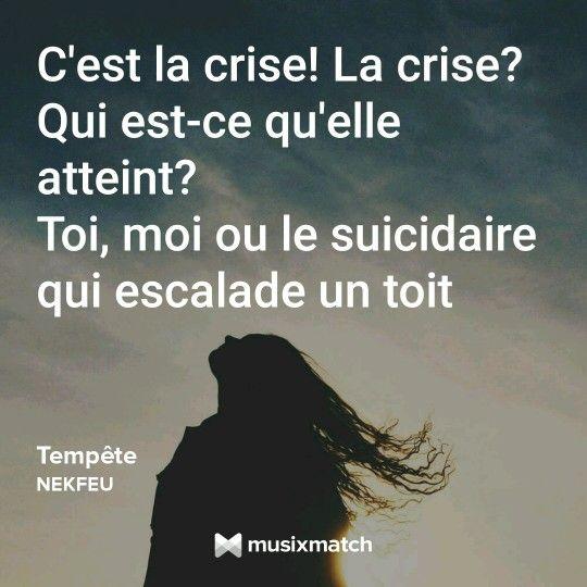 Tempête - Nekfeu