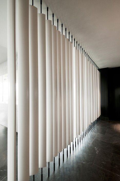 Light Diffusing Screen / Space Copenhagen / Geranium