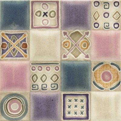 #Mainzu #Verona Volumen Viola 20x20 cm | #Porcelain stoneware #Decor #20x20 | on #bathroom39.com at 31 Euro/sqm | #tiles #ceramic #floor #bathroom #kitchen #outdoor