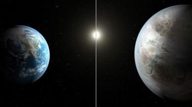 """Scoperta Terra con proprio Sole   video   in una """"zona abitabile"""" del cosmo"""