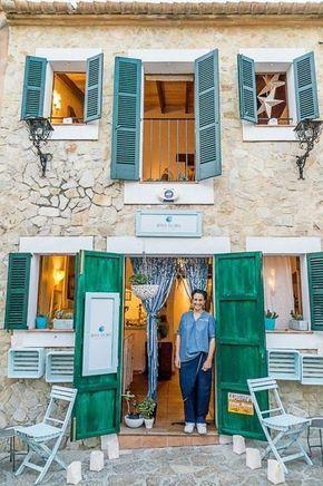 maria salinas restaurant auf mallorca in mancor de la vall. Black Bedroom Furniture Sets. Home Design Ideas