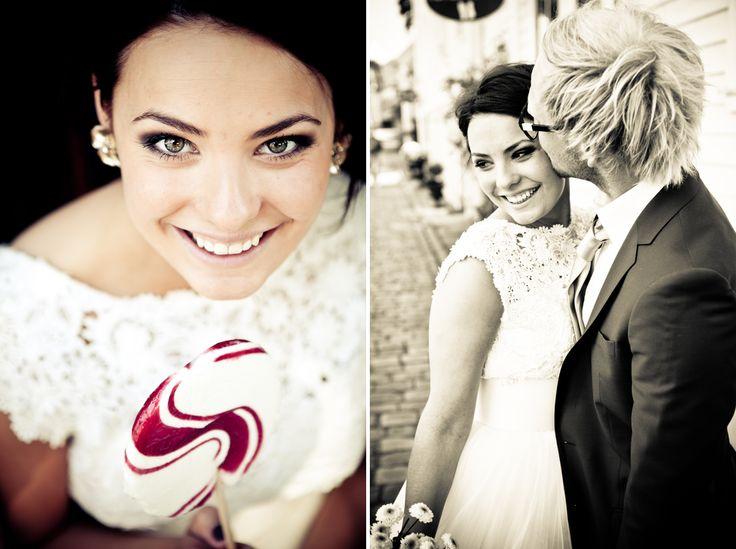 #wedding Our wedding, shot by Ruben Hestholm, repinned by Rachel Hestholm.