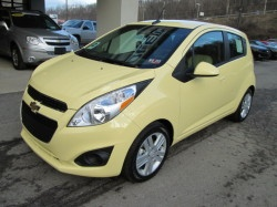2013 Chevrolet Spark Hatch LS (Manual)           Vehicle In Transit This vehicle has been shipped from the assembly plant and will arrive in the near future. Please contact us for more details.  Enlarge Photo Add AccessoriesPhotos            12 moreWindow Sticker Request More Information Price  $13,565  Exterior: Gud Lemonade   Engine: 1.2L 4 cyl Fuel Injection   Model Code: 1CV48   Dealer Price: Contact Us   Stock Number: AK494   Transmission: Manual   VIN: KL8CA6S98DC537494     City (MPG)
