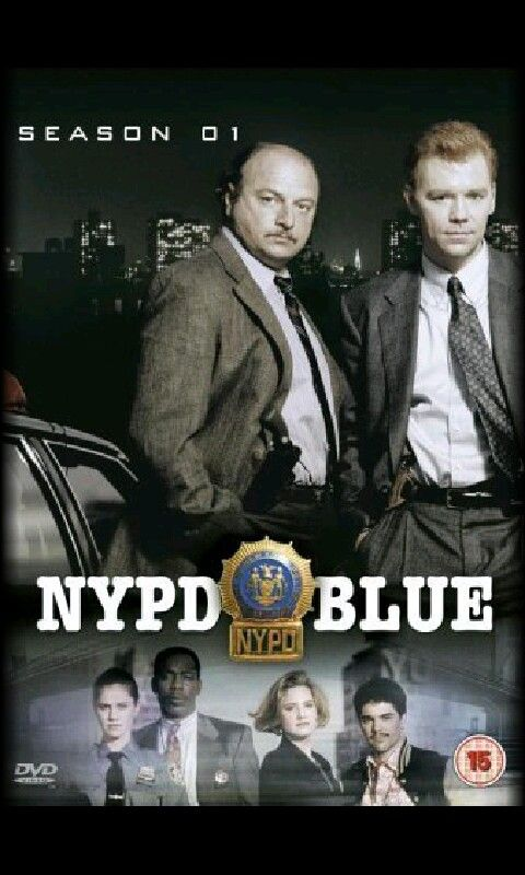 """NYPD Blue"" #television #series #FOX"