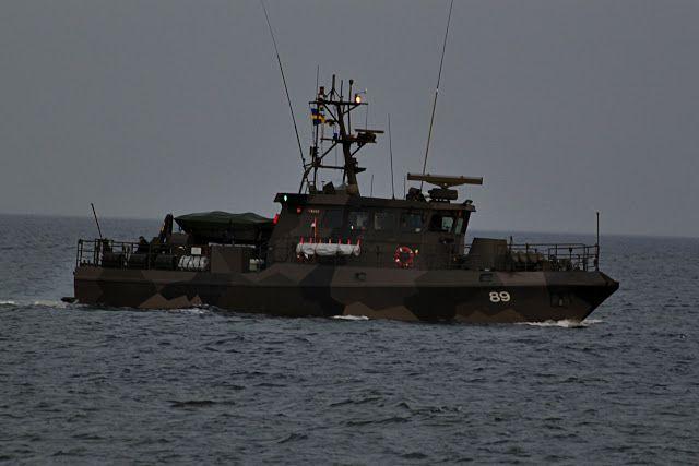 Kongsberg Maritime sonar chosen for Swedish Navy fast patrol boats