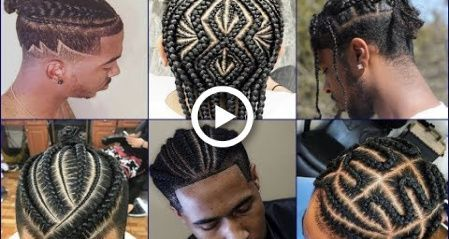 Prime-30 Cool African American Mens Braids Hairstyles 2018