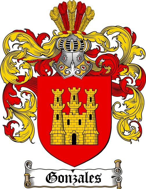 7 Best Gonzales Coat Of Arms Gonzales Family Crest Images On