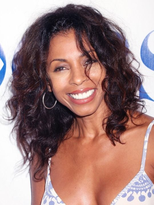 Khandi Alexander. Sexy as all get out and unbelievably talented.  She killed it in 'The Corner'. They should have given her every award they make for that role.