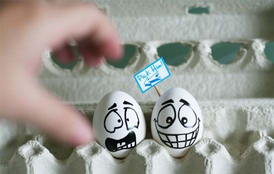 <--- Pick Him...: Funny Pictures, Funny Eggs, Boiled Eggs, Funny Stuff, Food Photography, Easter Eggs, Funny Photo, Eggs Art, Food Art
