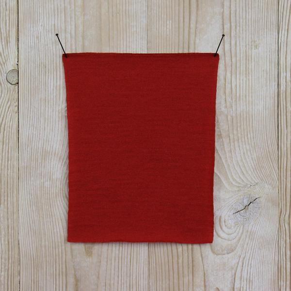 Premium Milled Merino Burnt Orange Buy online at The Fabric Store online