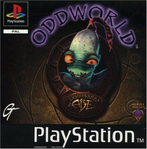 37 best ps1 favorite titles images on pinterest videogames retro oddworld abes oddysee ps1 brilliant game it was so fun to play its fandeluxe Gallery