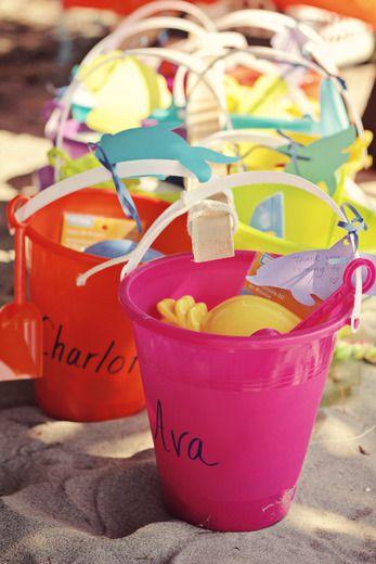 LOVEParty Favors, Sea Beach, Birthday Parties, Sea Birthday, Beach Parties, Parties Favors, Parties Ideas, Beach Birthday, The Sea