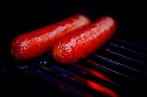 Do You Know How Hot Dogs Are Really Made? ~ We all know that hot dogs are not the healthiest food, but many people will consume them regardless. What's the harm in consuming a few frankfurters here and there at BBQs, sporting events and gatherings right? http://www.wakingtimes.com/2013/09/04/know-hot-dogs-really-made/
