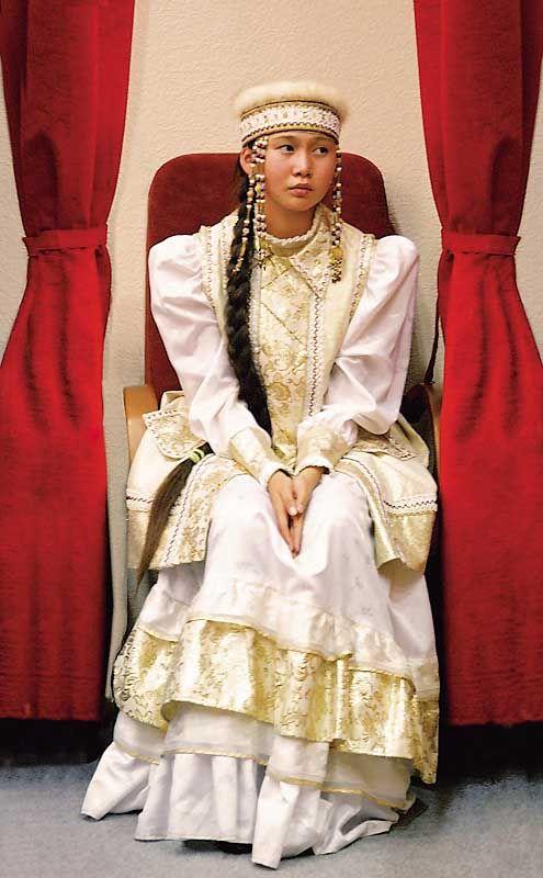Yakutian Bride