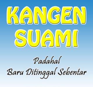 DP BBM Kangen Suami Jauh (LDR) Terbaru Lucu Banget