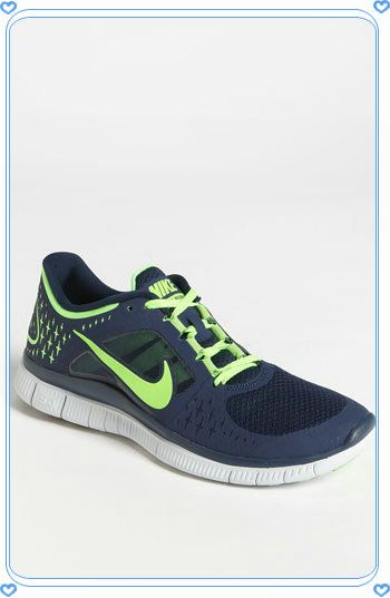 Nike 'Free Run+ 3' Running Shoe (Women)available at #frees30v4 com