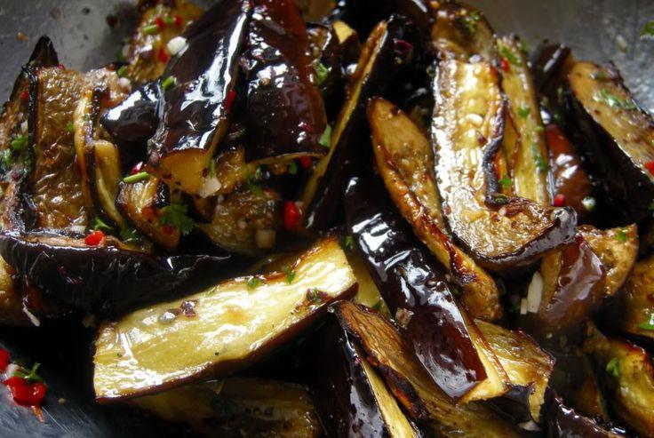 Mrs. Garlic Head: Eggplant Antipasto