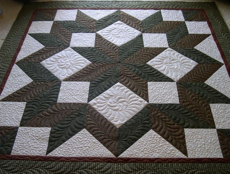 I have made 2 of these for my boys, but they are not quilted yet.: Quilting Ideas, Quilting Patterns, Carpenter S Star, Quilt Patterns, Quilt Blocks, Craftsy Quilts, Carpenters Star