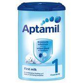 Ingredients in Aptamil 1 First Milk Powder at Ocado