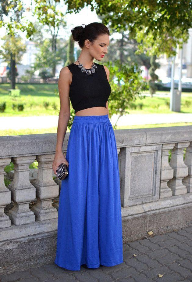 31 best formal images on Pinterest | Long skirts, Dress skirt and ...