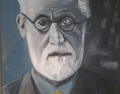 "Check out new work on my @Behance portfolio: ""S. Freud - óleo sobre tela - 0,50 x 0,60 cm"" http://be.net/gallery/60225123/S-Freud-oleo-sobre-tela-050-x-060-cm"