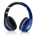 Monster Beats Studio High Definition  Headphones-blue
