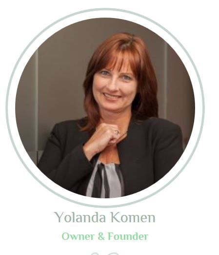 Yolanda Komen is our alternative therapy practitioner, forcusing on Ozone Therapy, VacuFlex Reflexology, aromatherapy, and Sexual health advisor