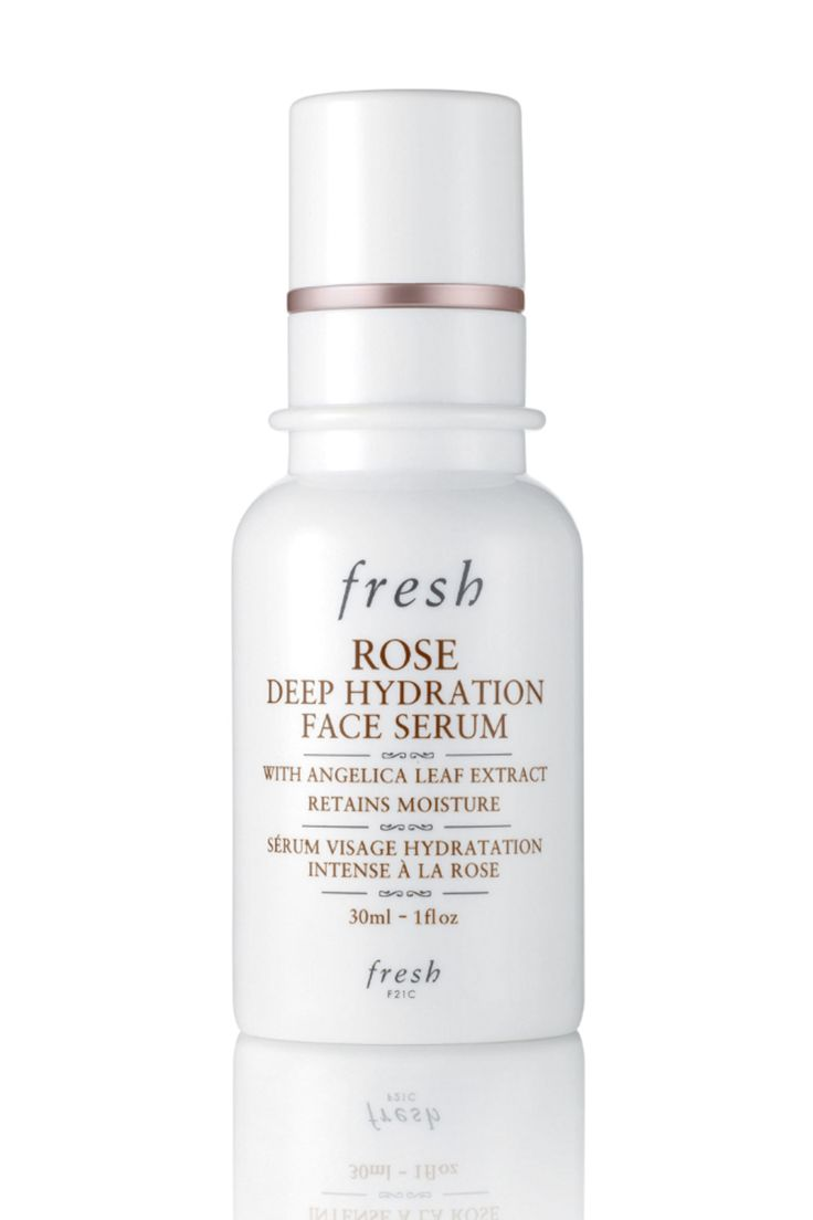 Fresh Rose Deep Hydration Face Serum  - ELLE.com