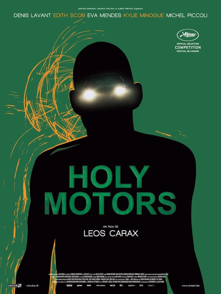 Holy Motors by Leos Carax