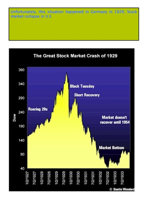 stock market crash the great depression essay The great depression the soaring stock market became a symbol of prosperity, seeming to signify the capacity of the american.