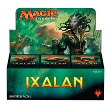 Magic The Gathering: IXALAN Booster Box Factory Sealed